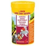 Alimentation des Poissons Rouges / Nourriture