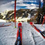 Ski en montagne pour les vacances