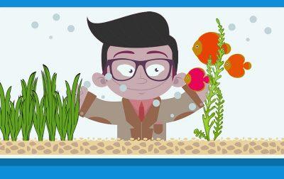 Aquarium dessin