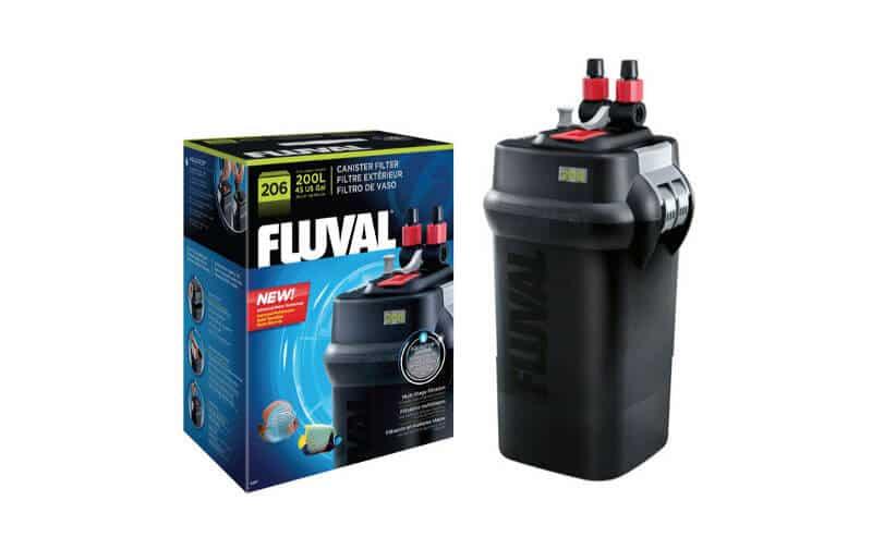 Avis fluval filtre externe aquarium s rie 06 filtres for Filtre poisson rouge