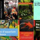 Livres sur les poissons rouges et livres sur l'aquqriophilie