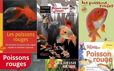 Livres sur les poissons rouges